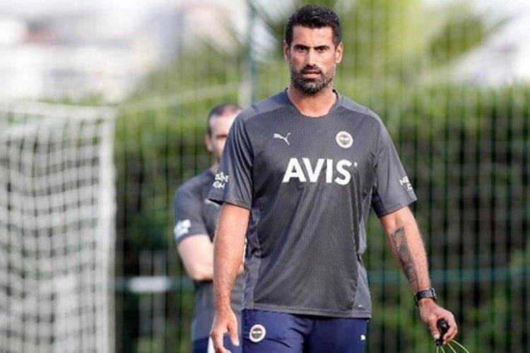 Fenerbahçe'den ayrılan Volkan Demirel: Bir gün tekrar buraya döneceğim