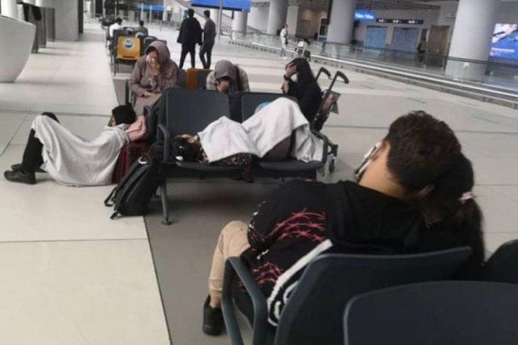 İstanbul Valiliği'nden havalimanında kalan Afganlar ile ilgili açıklama