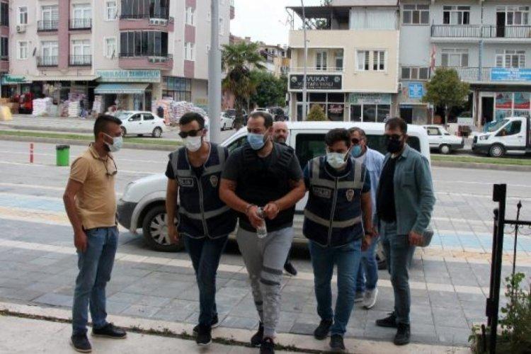 Tokat'ta egzoz sesi tartışmasında vruldu