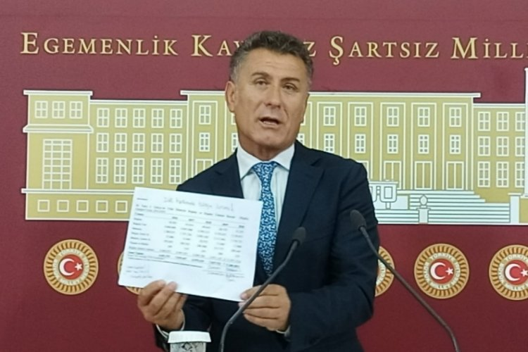 CHP Bursa Milletvekili Orhan Sarıbal: Biçerdöverler tarlada iken ithalat yapıldı