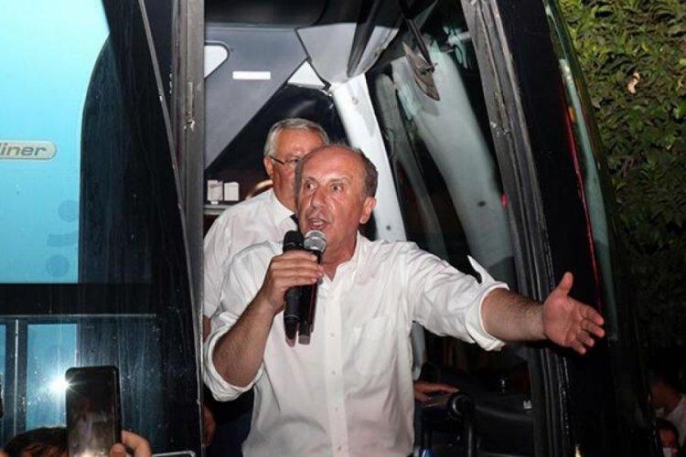 Muharrem İnce, Kırşehir'de!