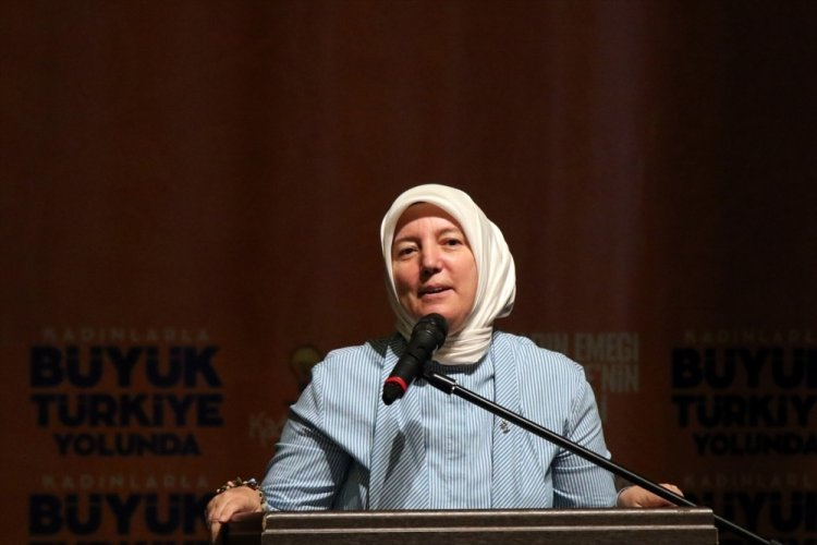 Bursa Milletvekili  Gözgeç: 15 Temmuz, aynı zamanda kadın kahramanların hikayesidir