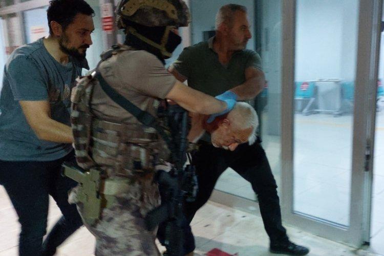 Bekçiyi şehit eden zanlı tutuklandı