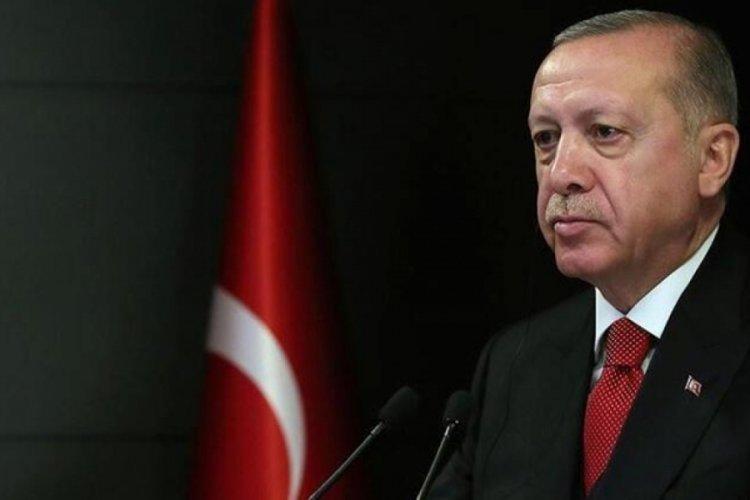 Cumhurbaşkanı Erdoğan'dan şehit bekçinin ailesine başsağlığı mesajı