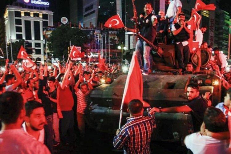 15 Temmuz'da Türkiye tek ses oldu