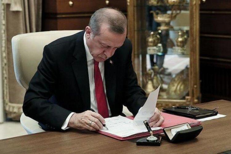 Bakan yardımcılıklarına ilişkin atama kararları Resmi Gazete'de