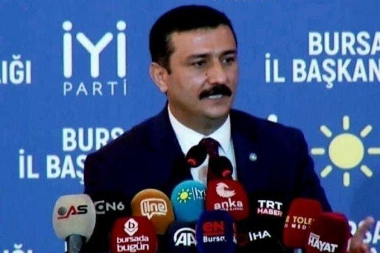 İYİ Parti Bursa İl Başkanlığı'ndan '15 Temmuz' mesajı