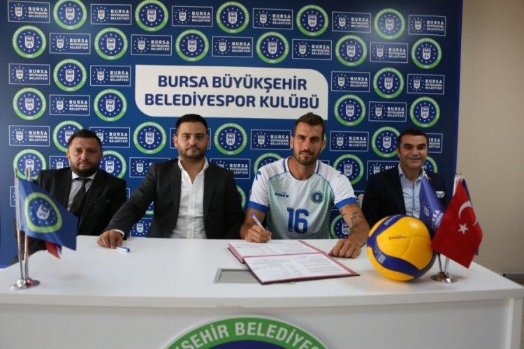 BursaBüyükşehir Belediyespor kadrosunu güçlendiriyor