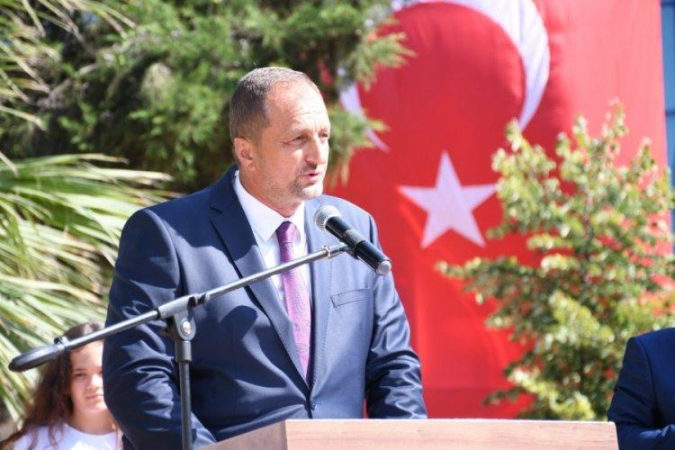 Atatürk'ün Bursa İznik'e gelişinin 86. yılı kutlandı
