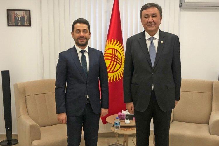 Kırgızistan, Bursa Fahri Konsolosu Bilal Tutuş oldu