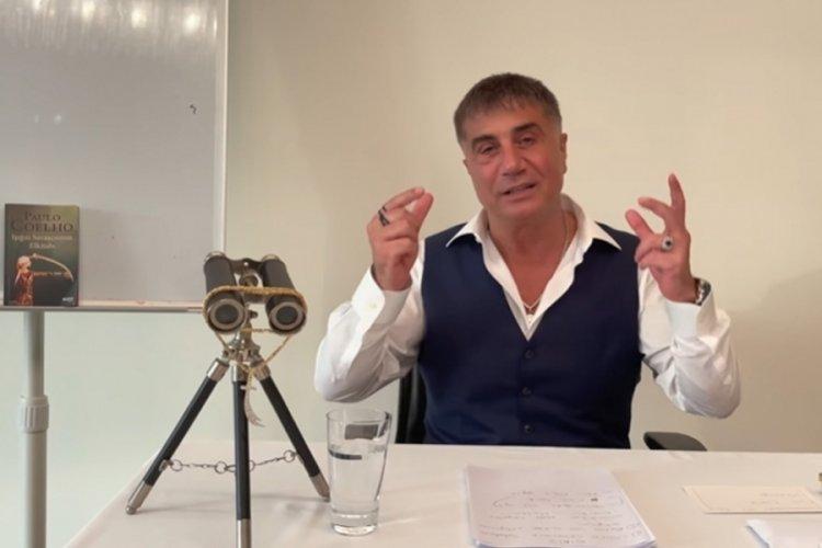 Sedat Peker: Evet bilgi saklıyorum
