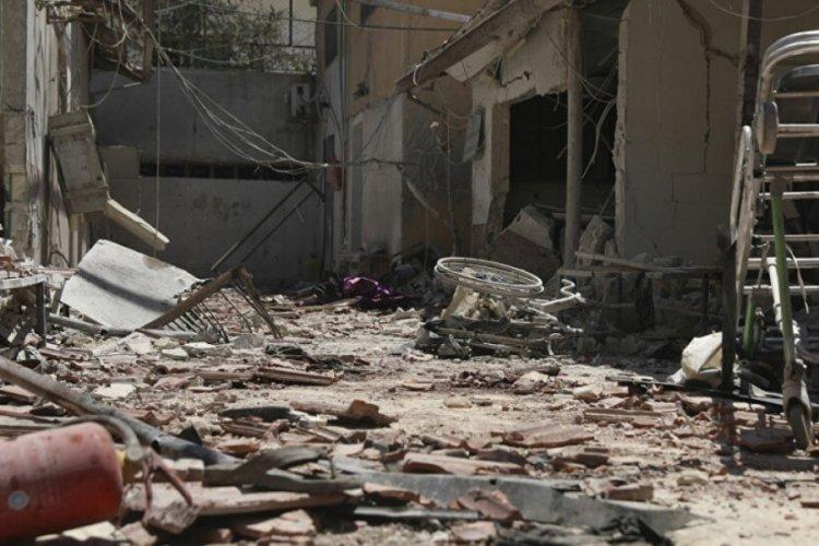 YPG, Afrin'de saldırı düzenledi