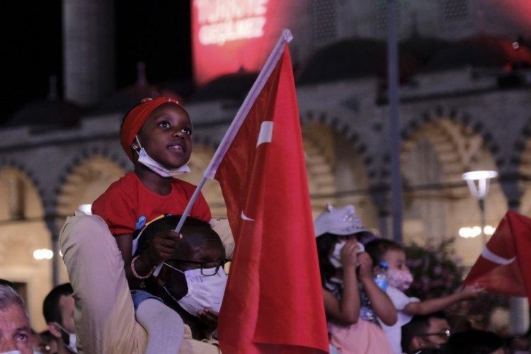 Konya'da 15 Temmuz buluşması
