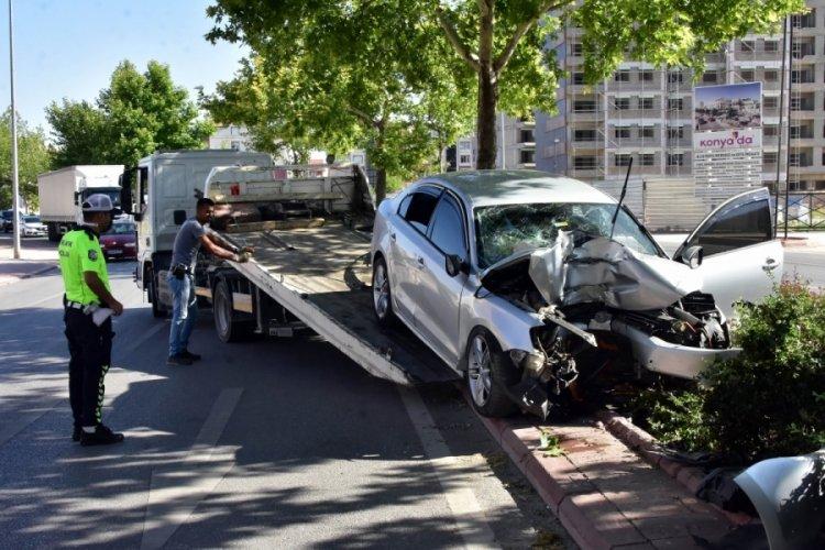 Konya'da ölümlü kaza