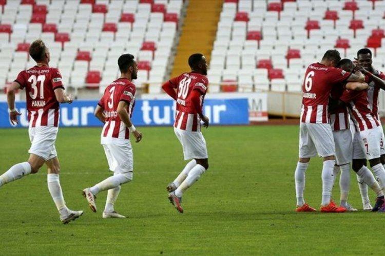 Sivasspor'un Avrupa'daki rakibi belli oldu