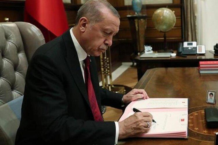 Cumhurbaşkanı Erdoğan'dan 'Yeşil Mutabakat Eylem Planı' genelgesi