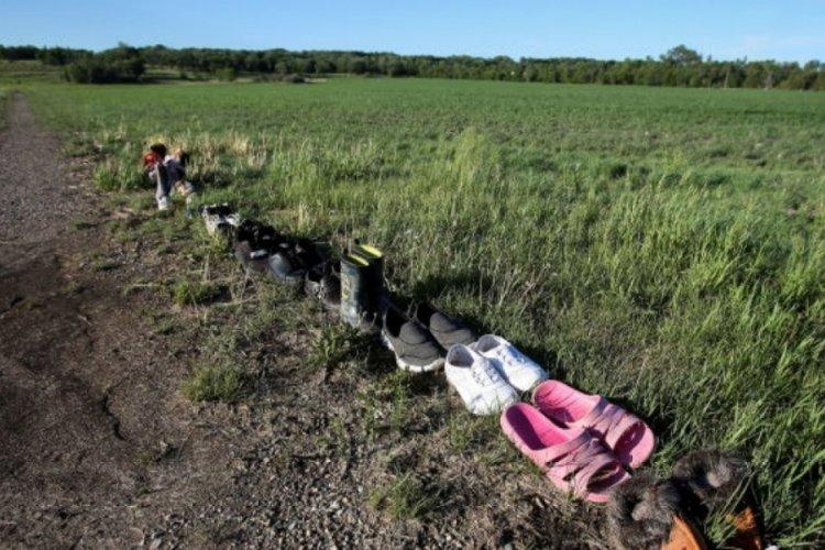 Kanada'da toplu çocuk mezarları skandalı!