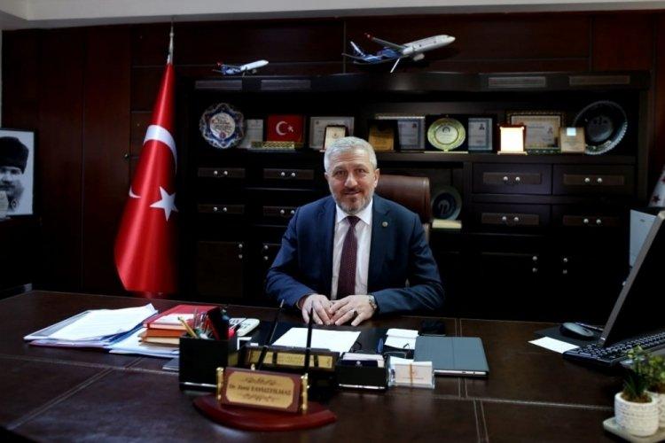 Bursa İl Sağlık Müdürü Yavuzyılmaz: Bursa'ya mavi yakışır