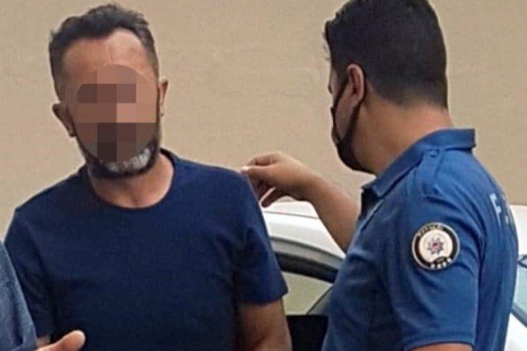Kayseri'de eski eşini 7 yerinden bıçaklayan şahıs adliyede!