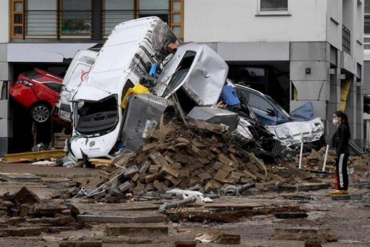 Almanya'da sel felaketinde bilanço ağırlaşıyor