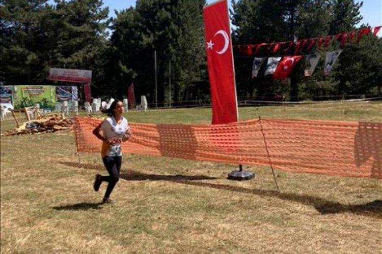 Bursa'ya oryantiringde şampiyonluk