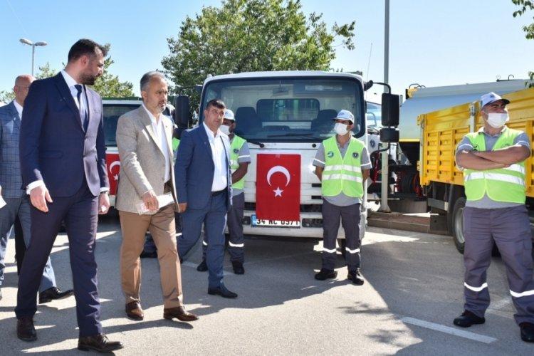 Bursa'da tarım hayvancılık ve çevre tek çatı altında