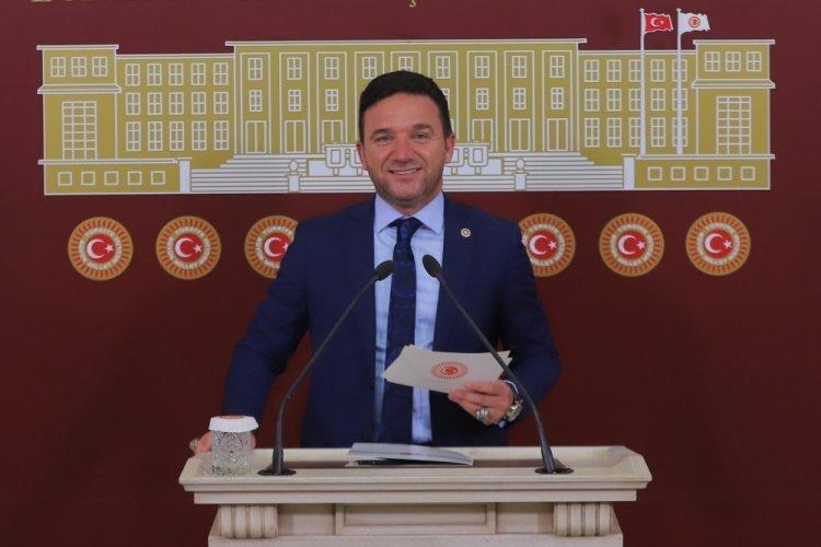 Bursa Milletvekili Ödünç: Bursalıları Mümine Şeremet Uyumayan Kütüphanesine davet ediyorum
