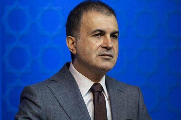 AK Parti Sözcüsü Çelik'ten CHP'ye sert sözler