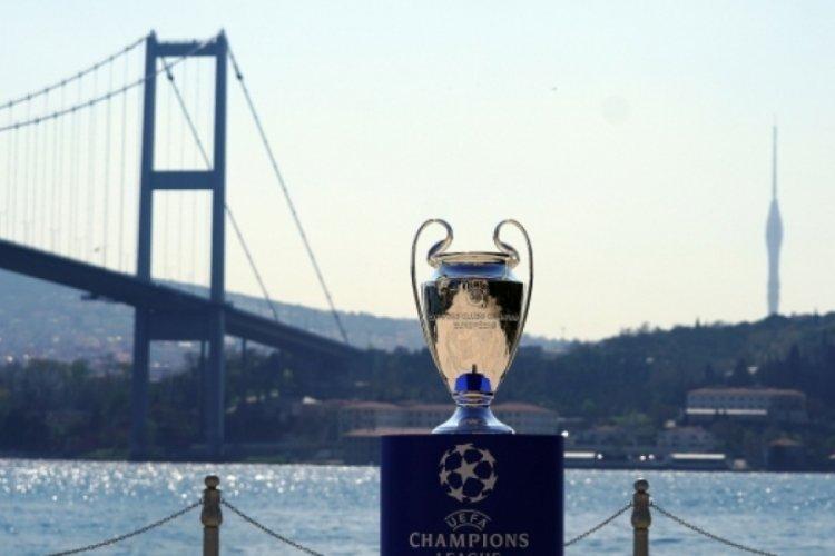 2023 Şampiyonlar Ligi finali İstanbul'da yapılacak