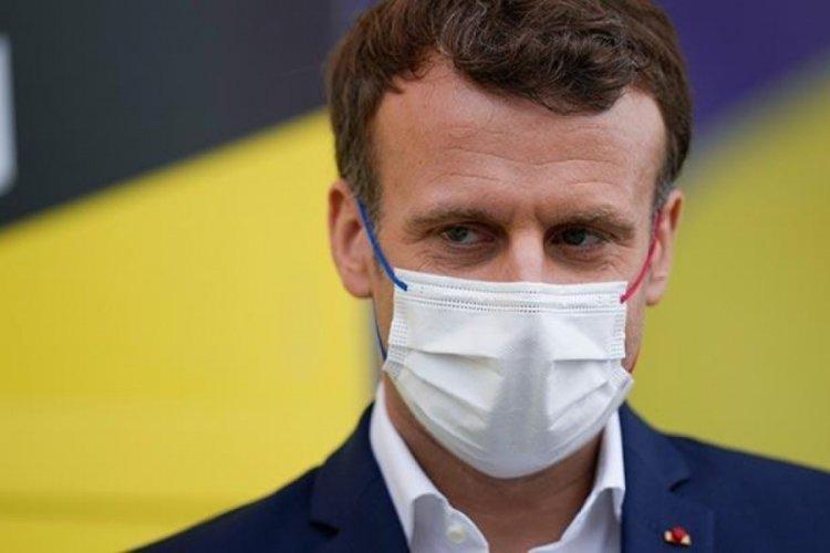 Macron'a 'ateist' tepkisi