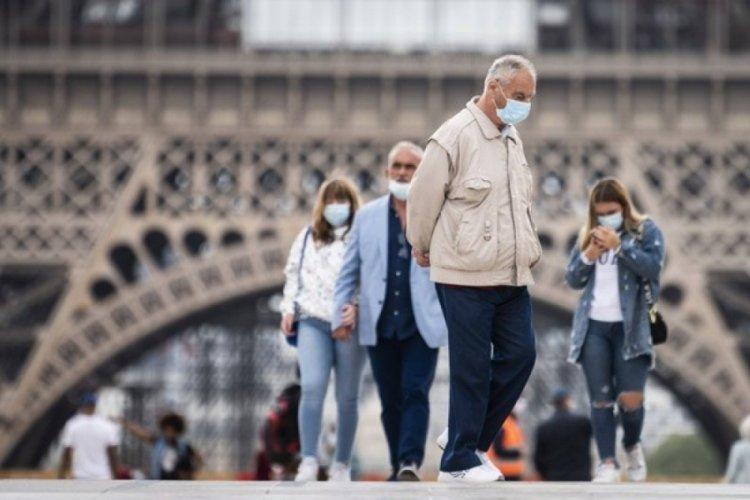 Fransa'da 10 bin 908 yeni vaka