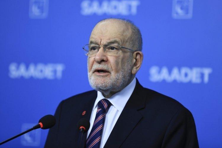 """SP'den """"Temel Karamollaoğlu genel başkanlığı bırakıyor"""" iddialarına cevap"""