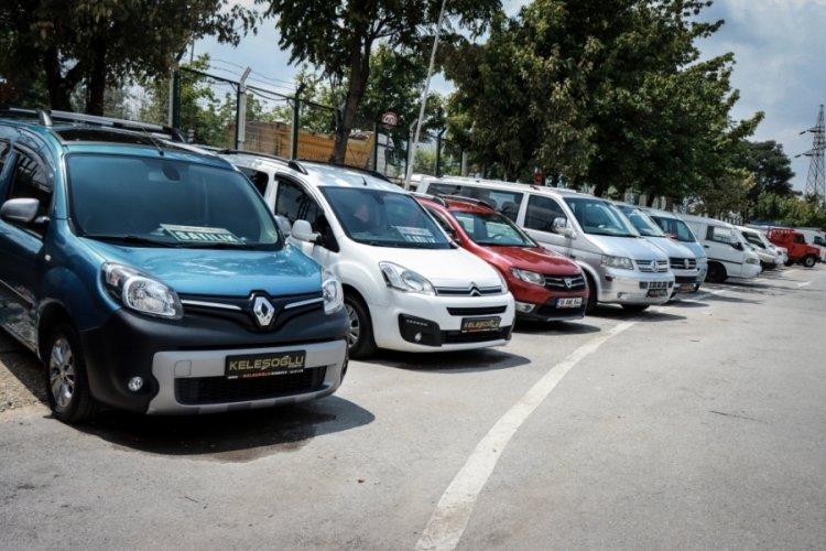 Bursa'da ikinci el araç piyasasında fiyatların düşmesi beklenmiyor