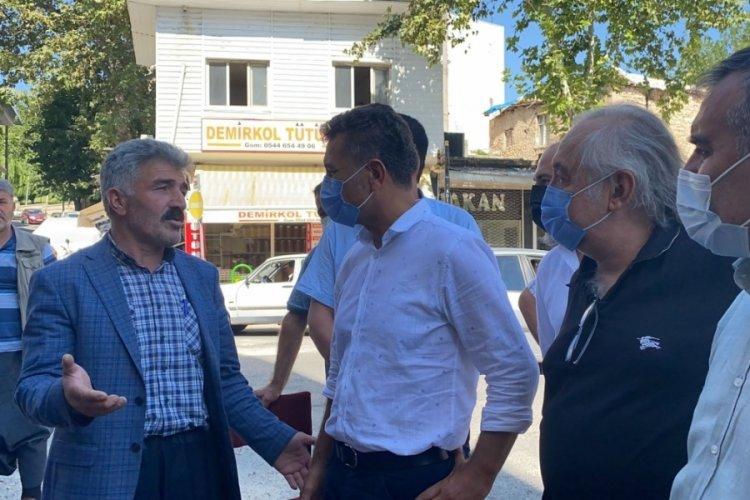"""Bursa Millevekili Sarıbal: """"Ellerindeki nasırdan başka silahları yok"""""""