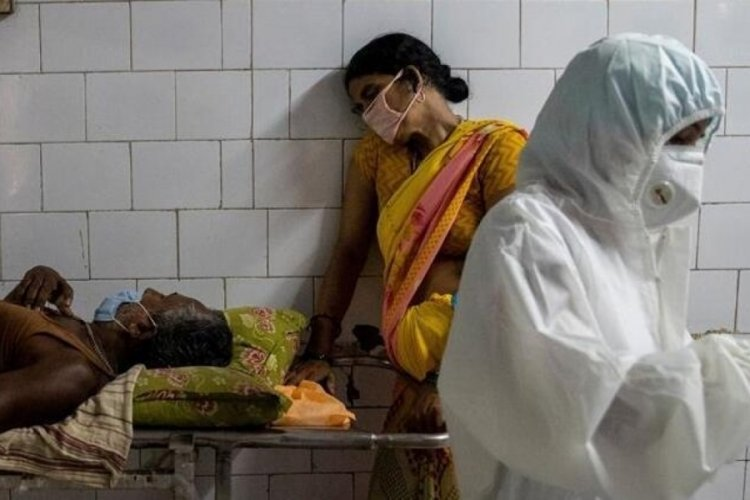 Kovid-19 salgınında Hindistan'dan iyi haberler gelmeye devam ediyor