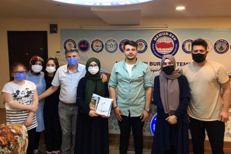 Bursa'da Necip Fazıl Kısakürek adına düzenlenen yarışmada ödüller sahiplerini buldu