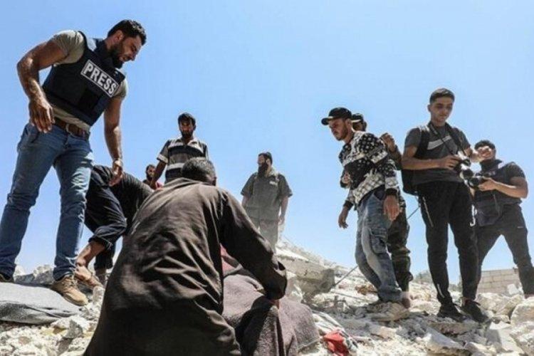 Esad rejimi İdlib'e saldırdı: 6 sivil öldü