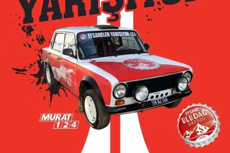 Uludağ Gazoz, Bursa'daki yarışlara sponsor oldu