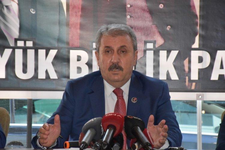 Destici: OHAL'in Türkiye'de devam etmesinden yanayız