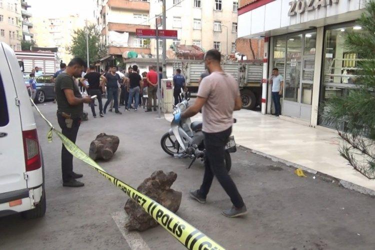 Diyarbakır'da iki grup arasında çatışma!