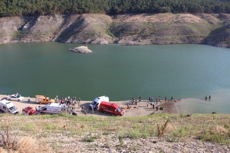 Baraj gölünde facia! 5 kişilik aile...