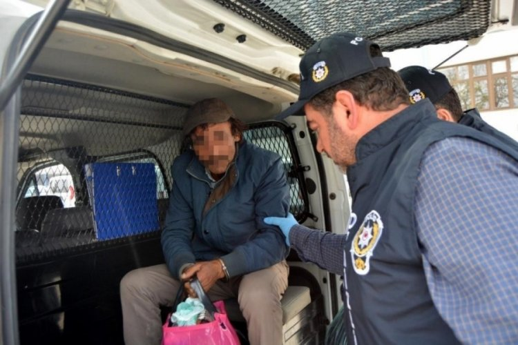 Bacanağını pompalıyla öldüren kişi yakalandı