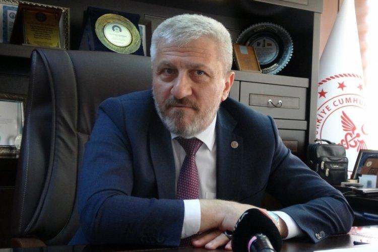 Bursa İl Sağlık Müdürü Dr.Yavuzyılmaz'dan bayramda beslenme uyarısı