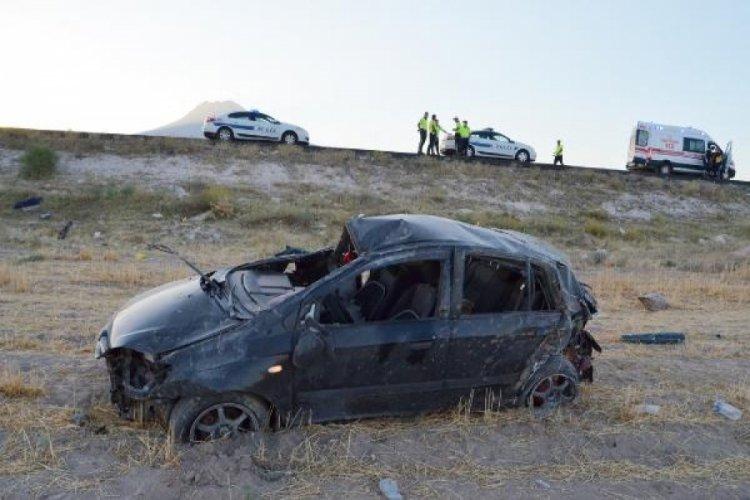 Feci kazada iki kişi öldü, 7 kişi yaralandı!