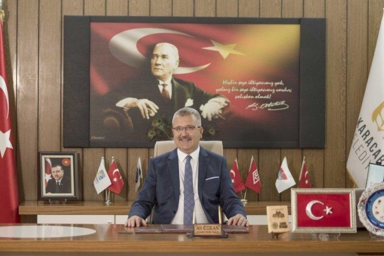 Bursa Karacabey Belediye Başkanı Özkan'dan Kurban Bayramı mesajı