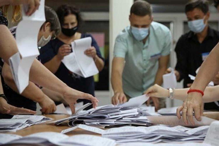 Moldova Merkez Seçim Komisyonu bildirdi!
