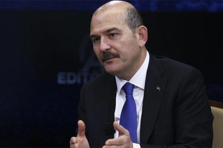 Bakan Süleyman Soylu'dan kaçak göçle ilgili açıklama geldi!