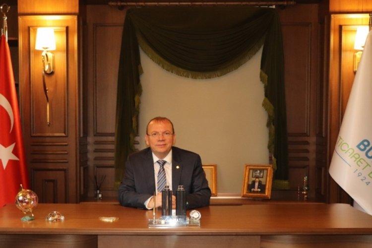 Bursa Ticaret Borsası Başkanı Matlı'dan kurban bayramı kutlaması
