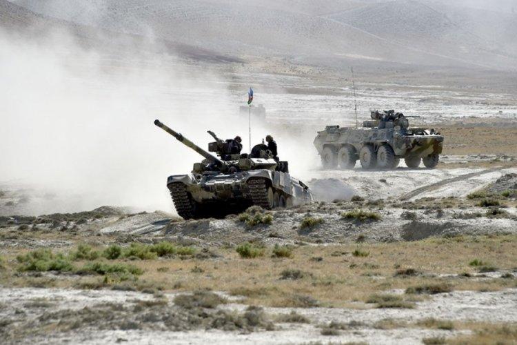 Azerbaycan ve Ermenistan arasında çatışma!