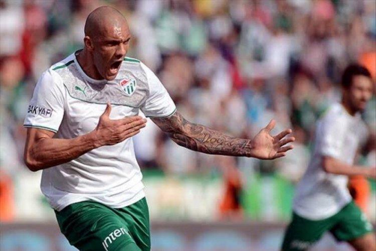 Bursaspor'da Fernandao heyecanı!
